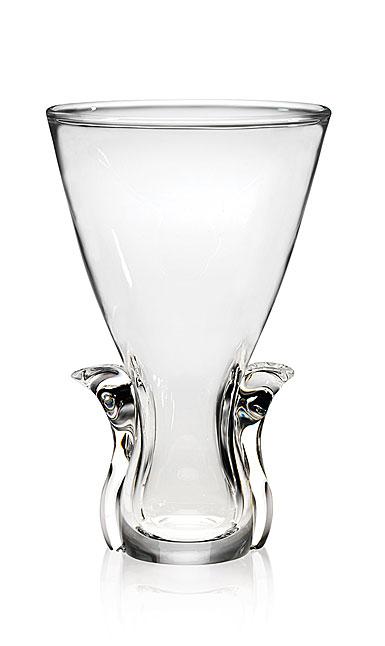 Steuben Lyre Vase
