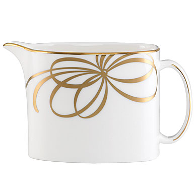 Lenox China kate spade Belle Boulevard Gold Pasta and Rim Soup Bowl, Single