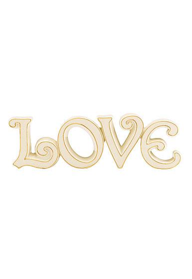 Lenox Expressions Love Sculpture