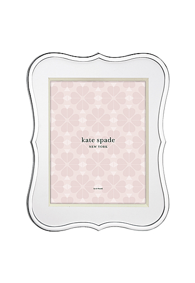 """Kate Spade New York, Lenox Crown Point 8x10"""" Picture Frame"""