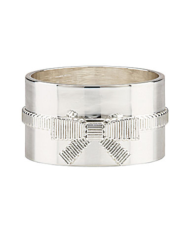 kate spade new york by Lenox Grace Avenue Napkin Ring, Set Of 4