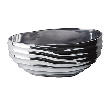 Donna Karan Lenox Sculpted Metal, Bowl