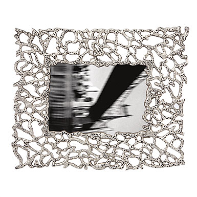 Donna Karan Lenox Abstract Coral 5x7 Frame
