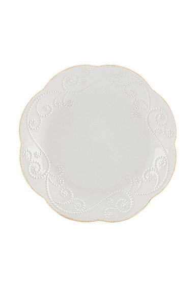 Lenox French Perle White Dinnerware Dessert Plates Set Of Four