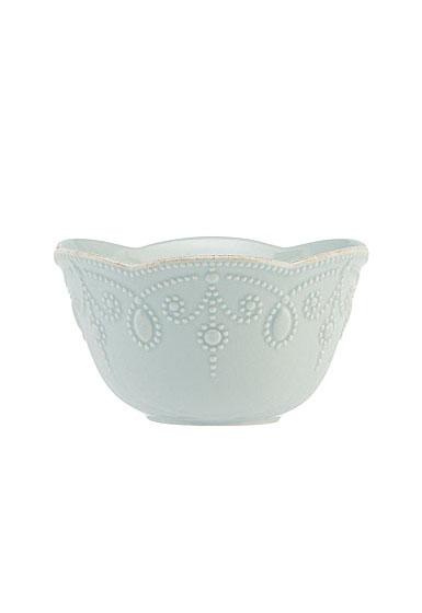 Lenox French Perle Blue Dinnerware Fruit Bowl