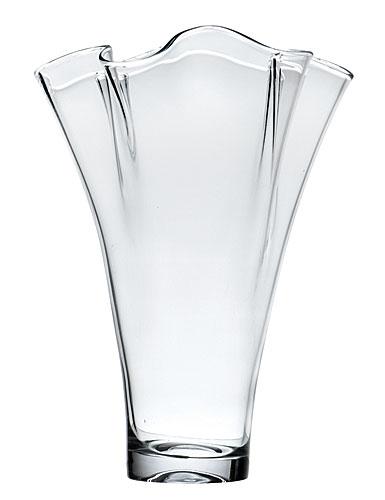 Lenox Organics Ruffle Centerpiece Vase