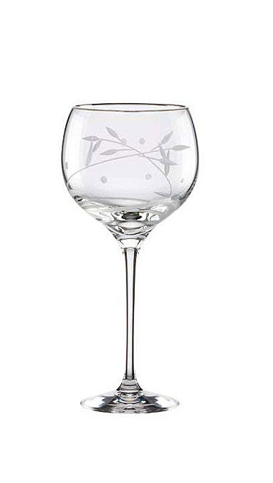 Lenox Opal Innocence Platinum Signature Goblet, Single