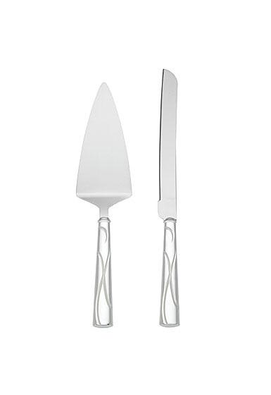 Lenox Adorn Metal Cake Knife And Server
