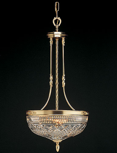 Waterford Beaumont 32 lantern, gold plated finish