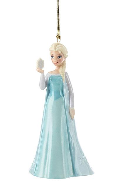 Lenox Snow Queen Elsa Ornament
