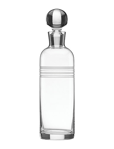Lenox kate spade, New York Library Stripe Crystal Decanter