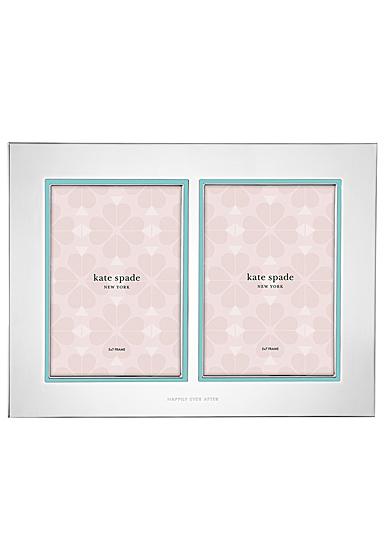 Kate Spade New York, Lenox Take The Cake Double Invitation Frame