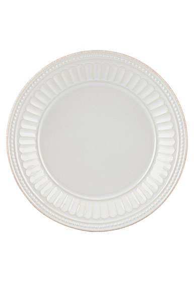 Lenox French Perle Groove White Dinnerware Dessert Plate, Single