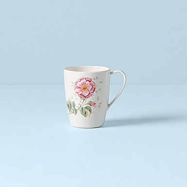 Lenox Butterfly Meadow Melamine Dinnerware Mug, Single