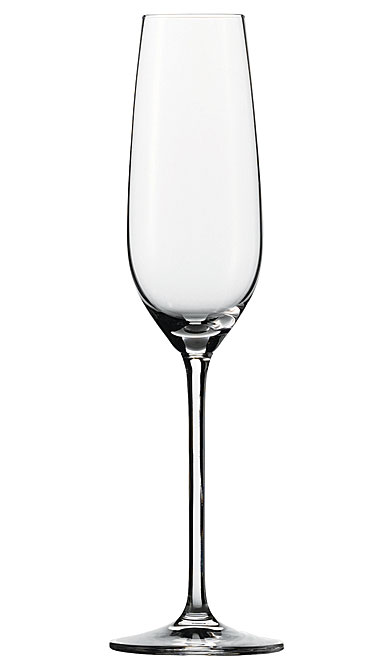 Schott Zwiesel Tritan Crystal, Fortissimo Crystal Champagne Crystal Flute, Single