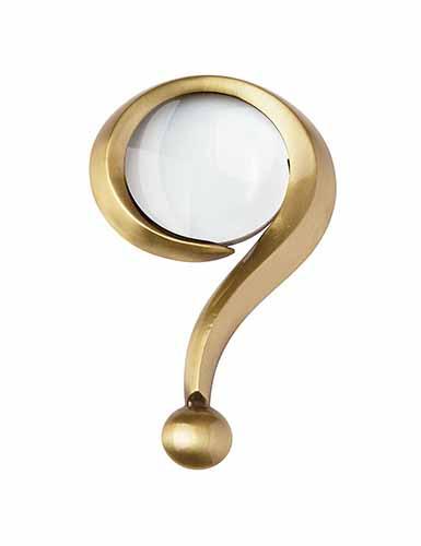 Lenox kate spade Zadie Drive Question Mark Magnifier