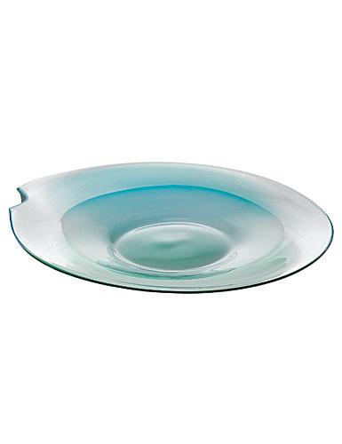 Royal Doulton 1815 Colored Glass Platter