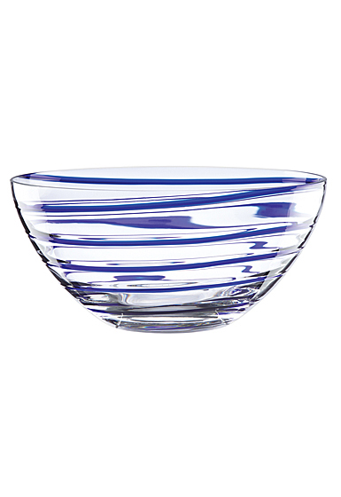 Kate Spade New York, Lenox Charlotte Street Crystal Centerpiece Crystal Bowl