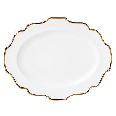 Lenox Contempo Luxe Dinnerware Oval Platter 16