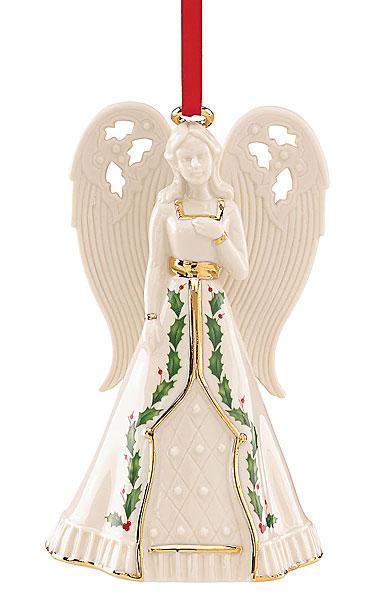 Lenox Holiday Angel Bell Ornament