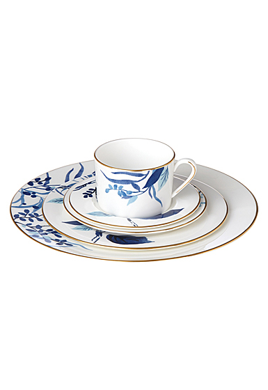 Kate Spade China by Lenox, Birch Way Indigo 5 Piece Place Setting