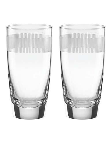 Lenox kate spade, York Avenue Crystal Hiball, Pair