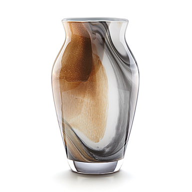 "Lenox Seaview Sand Tulip 10"" Vase"