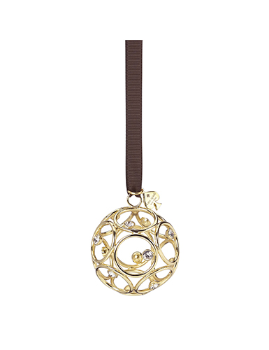 Lenox Kate Spade Bejeweled Annual Ornament