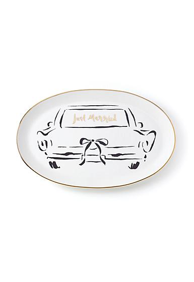 Kate Spade China by Lenox, Bridal Party Oblong Dish