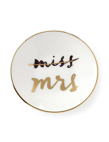 Lenox Kate Spade Bridal Party Ring Dish