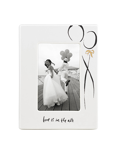 "Lenox Kate Spade Bridal Party 4x6"" Frame"