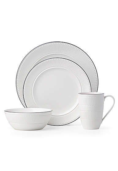 Kate Spade China by Lenox, York Avenue 4 Piece Place Setting