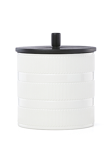 Kate Spade China by Lenox, York Avenue Canister Large