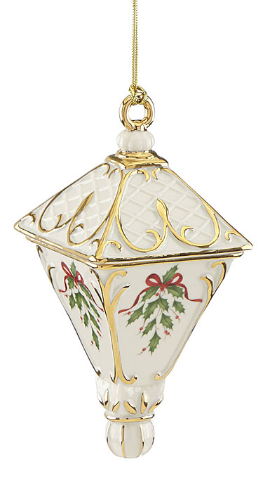 Lenox 2018 Annual Holiday Christmas Ornament