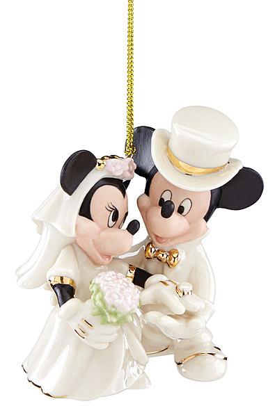 Lenox 2021 Disney Minnie's Dream Wedding Ornament