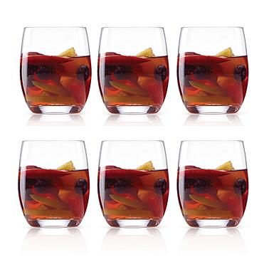Lenox Tuscany Classics, Crystal DOF Tumbler, Set of 6