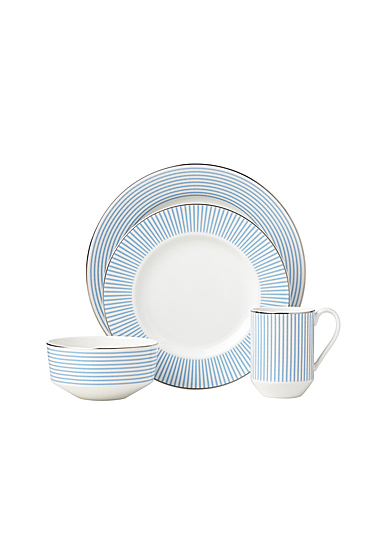 Kate Spade China by Lenox, Laurel St 4 Piece Place Setting