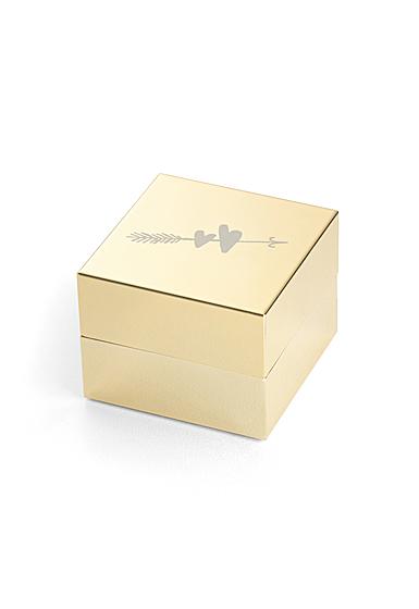 Kate Spade New York, Lenox Two Hearts Bridal Ring Box