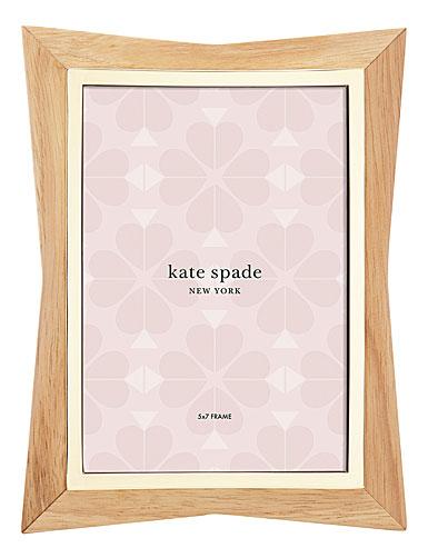 "Kate Spade New York, Lenox Two Hearts Frame 5x7"""