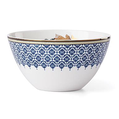 Lenox Global Tapestry Sapphire Dinnerware All Purpose Bowl