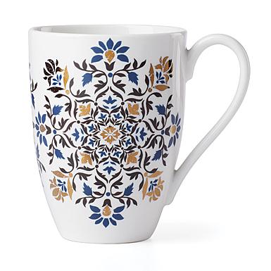 Lenox Global Tapestry Sapphire Dinnerware Mug