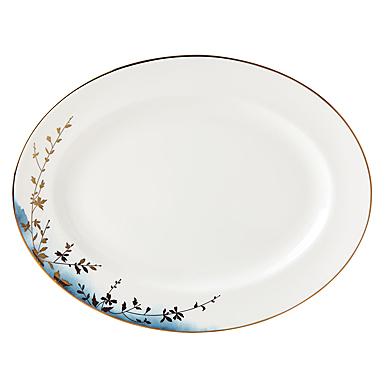 """Lenox Highgrove Park Dinnerware 16"""" Oval Platter"""
