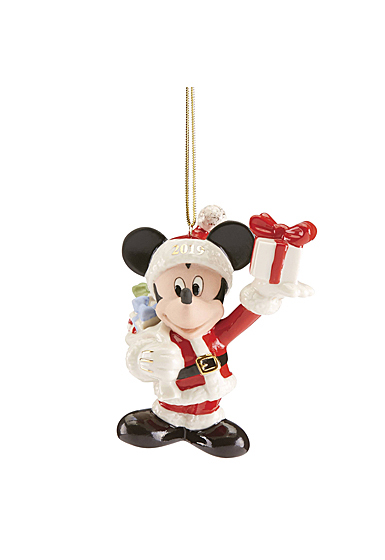Lenox 2019 Merry Mickey Ornament
