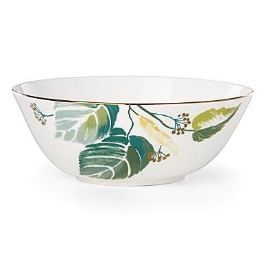 Lenox Abergreen Dinnerware Serving Bowl