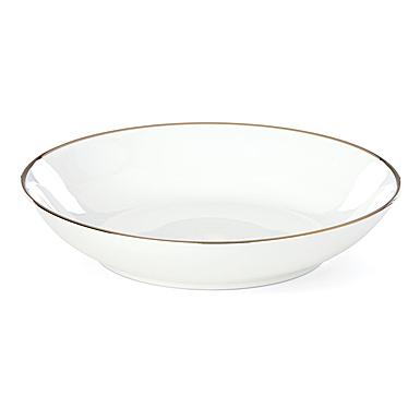Lenox Trianna White Dinnerware Pasta Bowl, Single