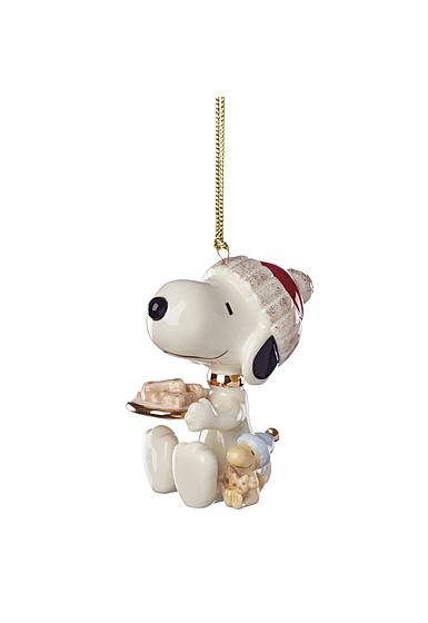 Lenox 2019 Snoopy Dog Treats Ornament