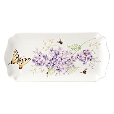 Lenox Butterfly Meadow Dinnerware Rectangular Tray