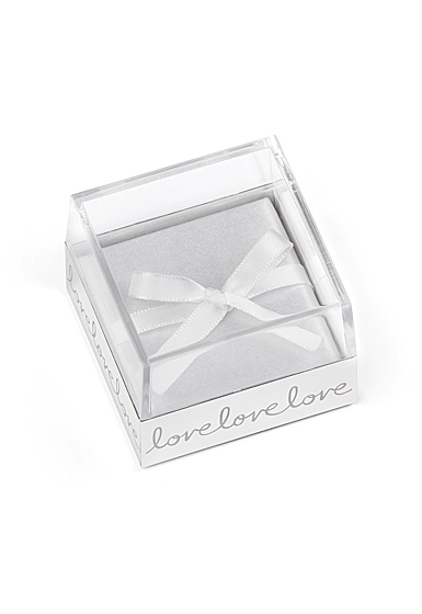 kate spade new york Lenox Key Court Ring Box with Tie