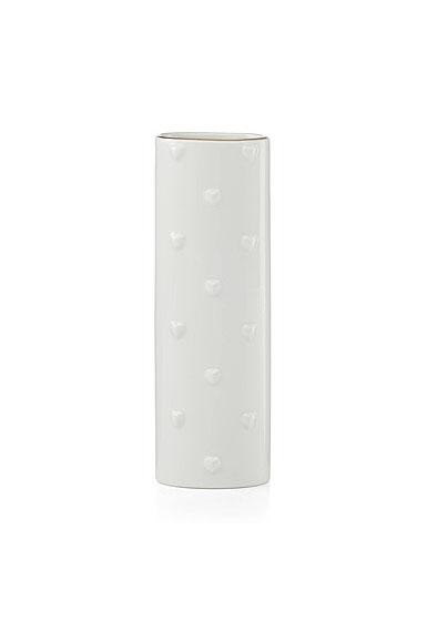 kate spade new york Lenox Heart to Heart Porcelain Bud Oval Vase