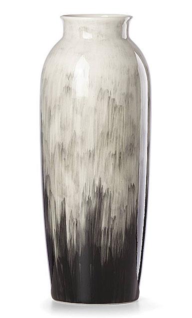"""Lenox Brush Strokes Ombre 11"""" Vase"""